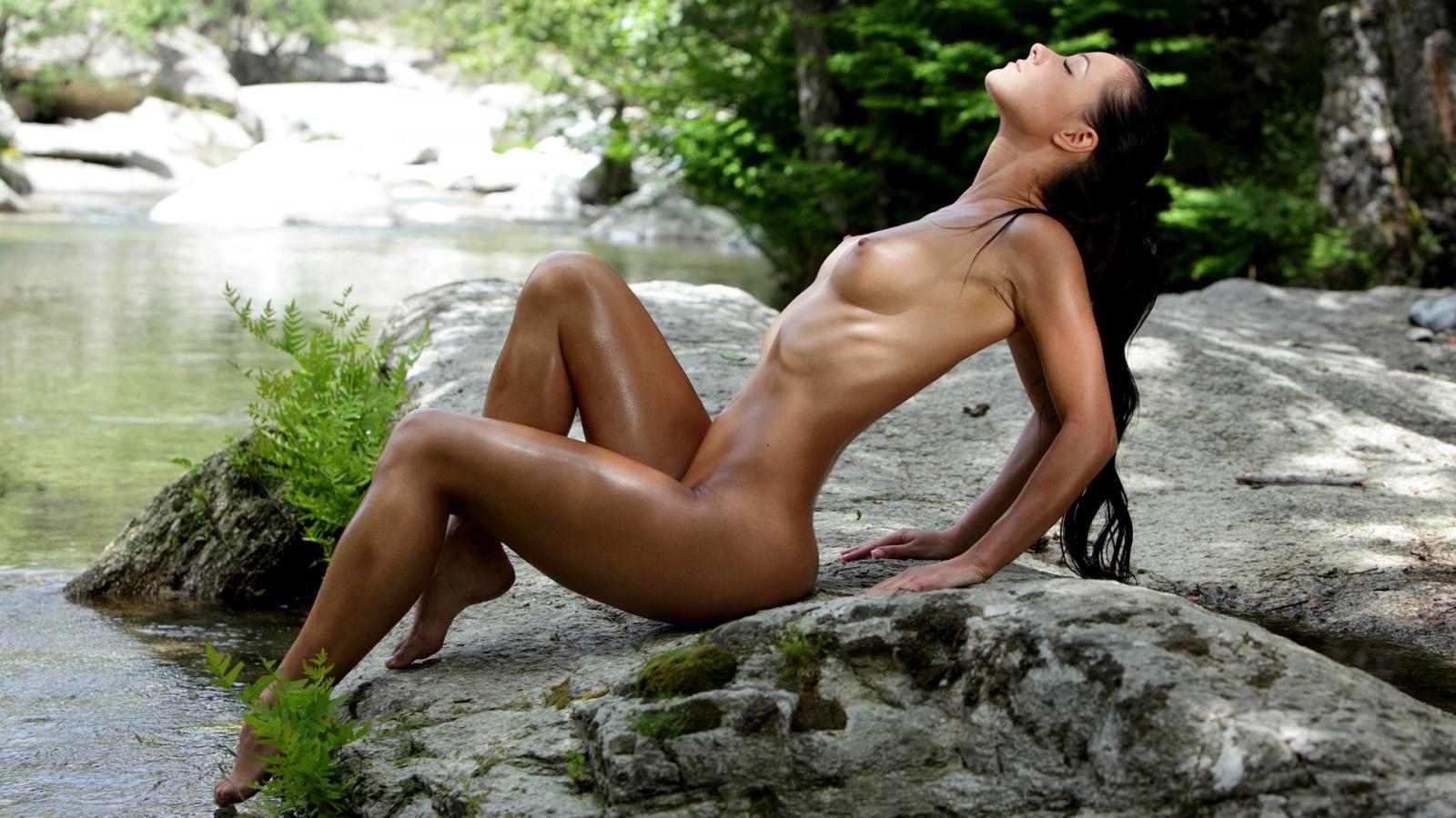 Самый красивый голый девушка 8 фотография