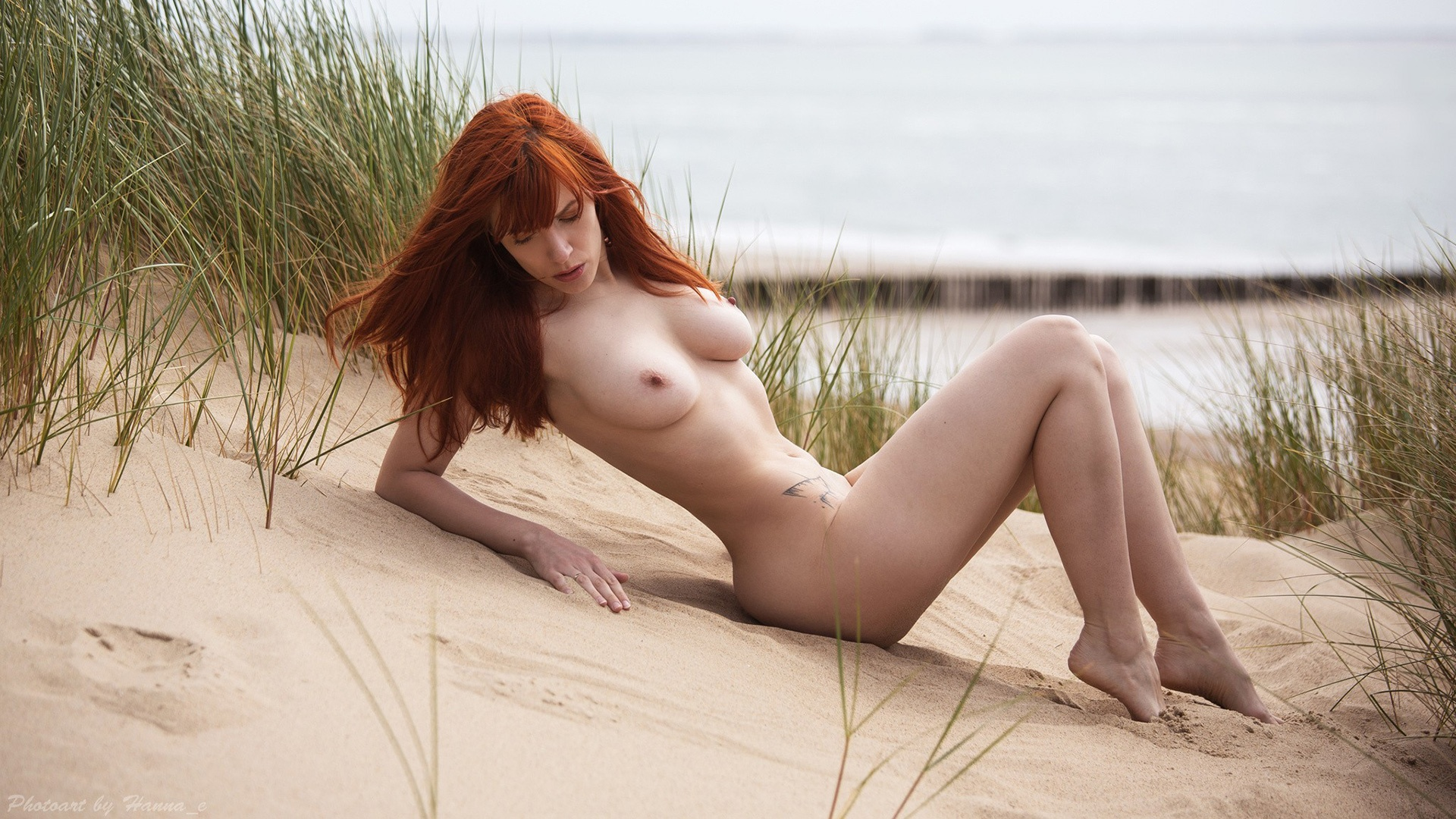 Was and Hot redhead girls naked ariel you