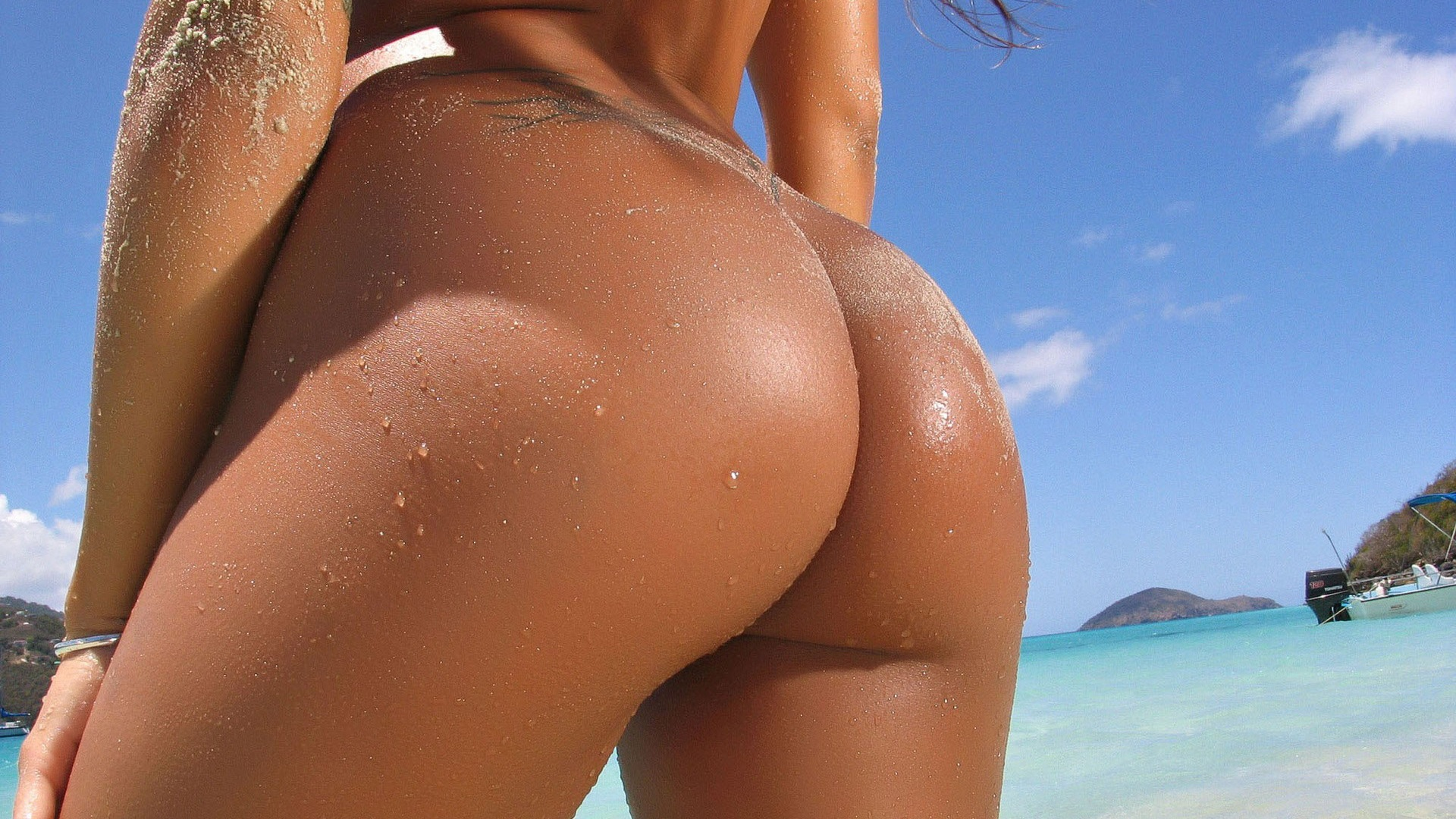 Naked Round Ass Sey Nude Hd Wallpaper Resolution Size